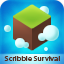 Minecraft Server icon for ScribbleSurvival