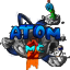 Minecraft Server icon for AtomMC