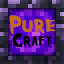 Minecraft Server icon for PureCraft