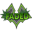 Minecraft Server icon for Faded