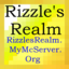 Minecraft Server icon for Rizzles Realm