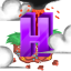 Minecraft Server icon for Hysteria