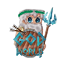 Minecraft Server icon for GodWorld