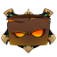 Minecraft Server icon for MCDUNGEON