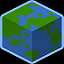 Minecraft Server icon for Earth Nations Server