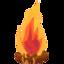 Minecraft Server icon for Campfire