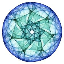 Minecraft Server icon for Folding Symmetry