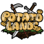 Minecraft Server icon for potatolands