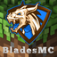 Minecraft Server icon for BladesMC