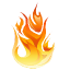 Minecraft Server icon for SkyFlame