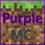 Minecraft Server icon for PurpleMC