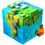 Minecraft Server icon for RealWorldMC