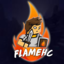 Minecraft Server icon for FlameHc.eu - Serwer Skyblock
