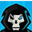 Minecraft Server icon for GhostCube