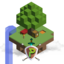 Minecraft Server icon for PowaCraft