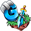 Minecraft Server icon for La Guarida De Steve