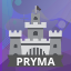 Minecraft Server icon for Pryma