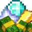 Minecraft Server icon for CashCraft