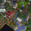 Minecraft Server icon for Theme Park World