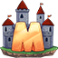 Minecraft Server icon for MedievalWars