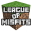Minecraft Server icon for League of Misfits