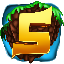 Minecraft Server icon for Skyblock+