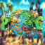 Minecraft Server icon for PvPGlobe