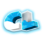 Minecraft Server icon for Cloud-Land