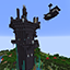 Minecraft Server icon for Utopia - 1.16.2 Factions Survival with an RPG Twist