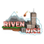 Minecraft Server icon for RivenRise