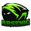 Minecraft Server icon for Arsenic Factions 1.8.8