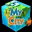 Minecraft Server icon for MyCity Network