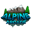 Minecraft Server icon for Alpine Arcade