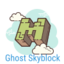 Minecraft Server icon for Ghost Skyblock