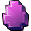 Minecraft Server icon for Amethyst Skyblock