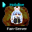Minecraft Server icon for HoloLive FAN server