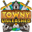 Minecraft Server icon for Towny Unleashed