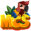 Minecraft Server icon for MCSurvival