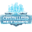 Minecraft Server icon for Crystallized Network