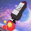 Minecraft Server icon for Steves New Galaxy