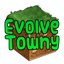 Minecraft Server icon for EvolveTowny
