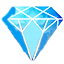 Minecraft Server icon for Crystal world