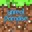 Minecraft Server icon for Unreal Paradise