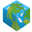 Minecraft Server icon for PartyRealms - Geopolitical Earth