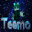 Minecraft Server icon for TeemoSMP