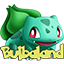 Minecraft Server icon for Bulbaland