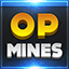 Minecraft Server icon for OPMines 3.0