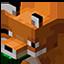 Minecraft Server icon for Fox Island