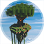 Minecraft Server icon for MCisle