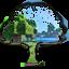 Minecraft Server icon for Simplecraft SMP